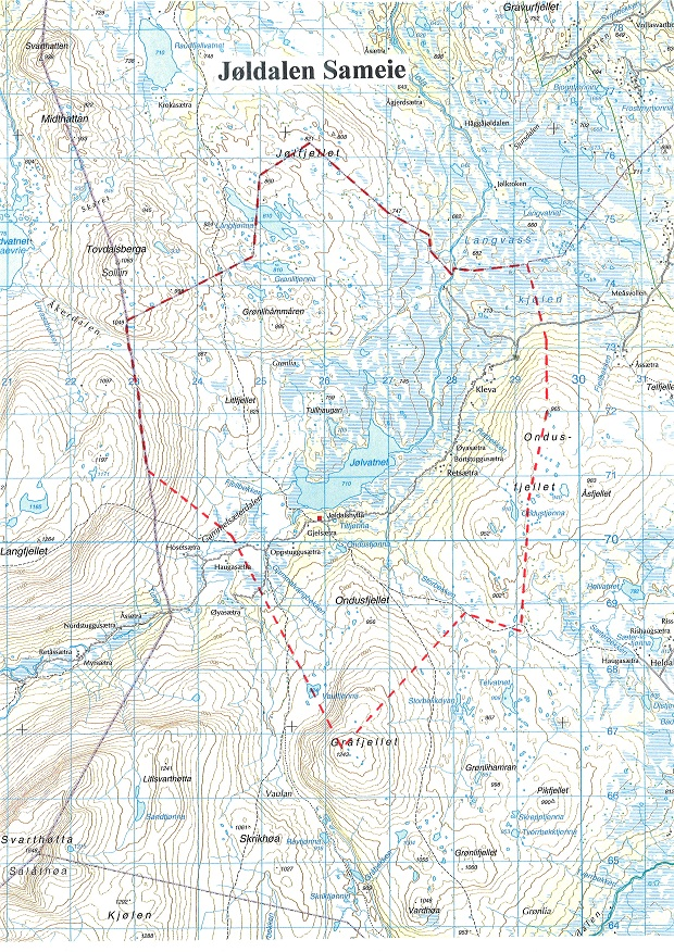 jøldalshytta kart Rennebu utmarksråd jøldalshytta kart